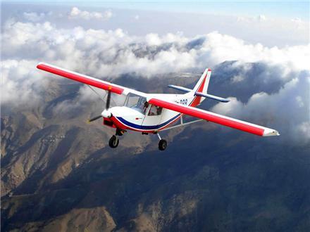 فروش هواپیمای 2 نفره تفریحی با مجوز پرواز و آموزش خلبانی