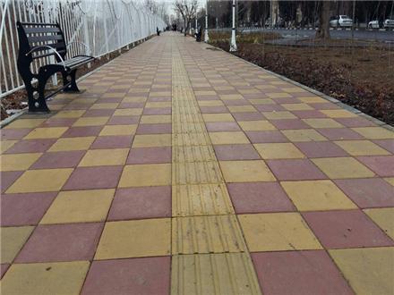 Image result for نمونه کار کفپوش بتنی شیاری