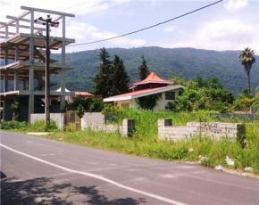 فروش زمین در چالوس امام رود 200 متر