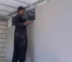 نصب دیوار گچی(دیوار پیش ساخته - قیمت سقف پیش ساخته