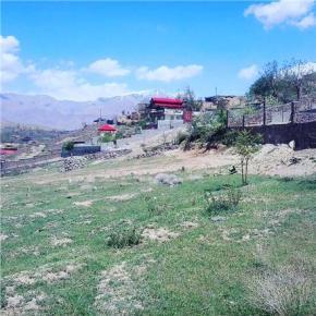 فروش زمین در زان دماوند 1780 متر