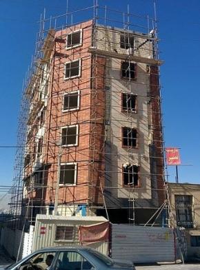 پیش فروش آپارتمان در شیراز 170 متر