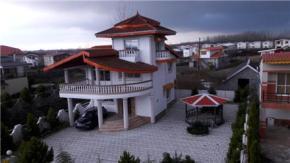 فروش ویلا در انزلی زیباکنار 484 متر