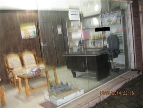 فروش مغازه در لاهیجان میدان سردار جنگل 23 متر
