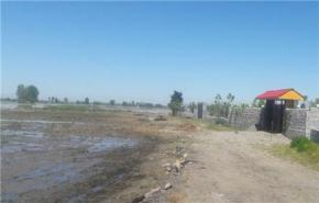 فروش زمین در آمل حومه 100 متر