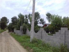 فروش زمین در تنکابن سلیمان آباد 200 متر