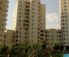 فروش آپارتمان در دریاچه خلیج فارس تهران 79 متر