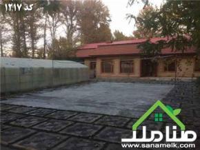 فروش باغ در زیبادشت محمدشهر  4200 متر