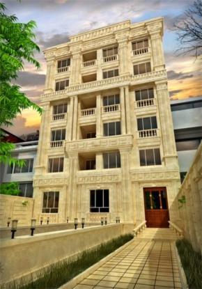 فروش آپارتمان در مهرشهر کرج  86 متر