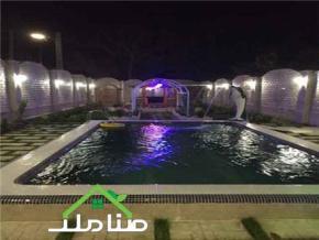 فروش باغ در شهریار 450 متر