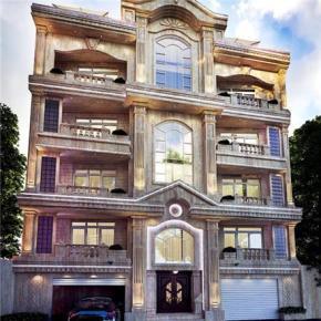 پیش فروش آپارتمان در نوشهر بلوار خیریان 105 متر