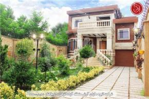 فروش ویلا در رشت زیباکنار 355 متر