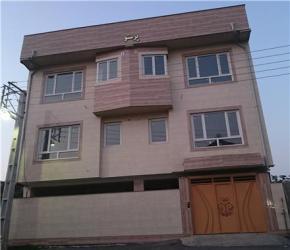 فروش آپارتمان در قائمشهر خیابان تهران 86 متر