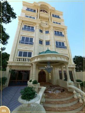 فروش آپارتمان در سعادت آباد (بلوار 24 متری) تهران  158 متر