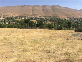 فروش زمین در مشاع دماوند  1100 متر