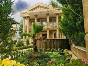 فروش ویلا در نور سعادت آباد 460 متر