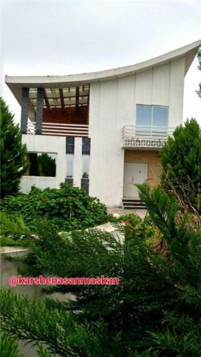 فروش ویلا در نور سعادت آباد 380 متر
