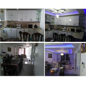 فروش آپارتمان در انزلی شهرک ساحل قو 86 متر
