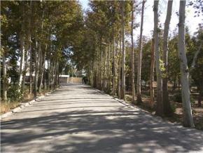 فروش باغ در باغستان شهریار  18000 متر
