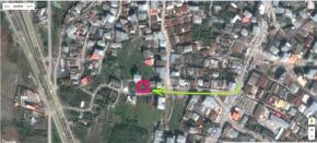 فروش زمین در صومعه سرا امام خمینی 206 متر