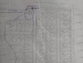 فروش زمین در چالوس شهرک نمک آبرود 363 متر