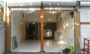 فروش مغازه در رشت بلوارمدرس 58 متر