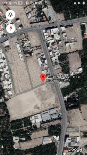 فروش زمین در وحیدیه شهریار  140 متر