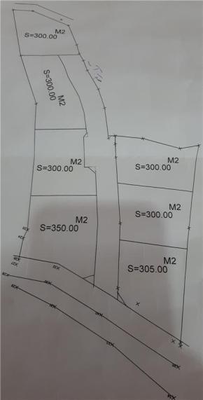 فروش زمین در رامسر کتالم 300 متر