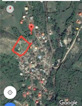فروش زمین در چالوس مرزن آباد 10000 متر