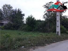 فروش زمین در رشت لشت نشا 1075 متر