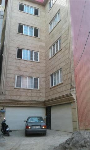 فروش آپارتمان در لاهیجان منظریه 105 متر