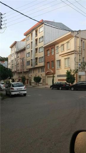 فروش آپارتمان در لاهیجان مهرگان 85 متر