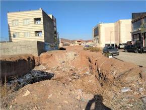 فروش زمین در شهر جدید پرند رباط کریم 228 متر