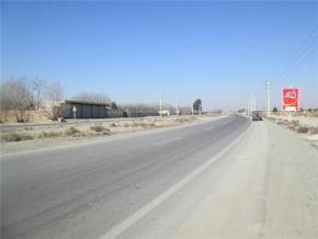 فروش زمین در اتوبان امام حسین (ع) شهریار  1000 متر
