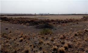 فروش زمین در قم سالاریه 12500 متر