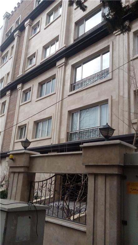 فروش آپارتمان در تهران آیت الله کاشانی 260 متر