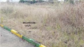 فروش زمین در چالوس شهرک نمک آبرود 440 متر