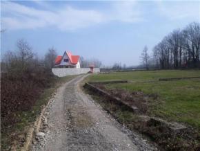 فروش زمین در سیاهکل دو کیلومتری شهر 600 متر