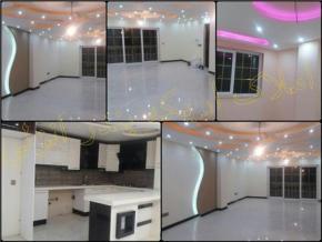 فروش آپارتمان در انزلی چراغ برق 123 متر
