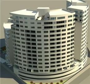 پیش فروش آپارتمان در چاف و چمخاله 81 متر