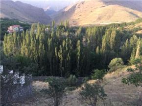 فروش باغ در دهستان سرا دماوند  1500 متر