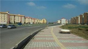 فروش آپارتمان در رشت مسکن مهر 75 متر