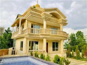 فروش ویلا در نور شهرک سعادت آباد 500 متر