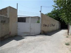 فروش زمین در مهرآذین ملارد  1115 متر