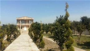 فروش ویلا در نور سعادت آباد 1500 متر