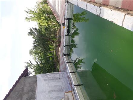 فروش باغ در بهارستان جاده قلعه شور 650 متر