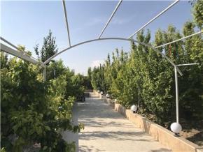 فروش باغ در فرارت شهریار 780 متر