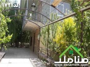 فروش باغ در شهریار 2100 متر