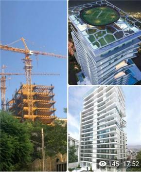 فروش آپارتمان در فرشته تهران 300 متر