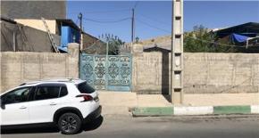 فروش زمین در ابتدای جاده فیروزکوه رودهن  1010 متر